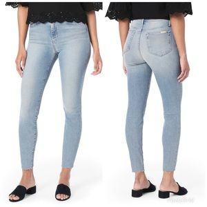 NWT Joe's Hi Rise Honey Curvy Skinny Ankle Jeans